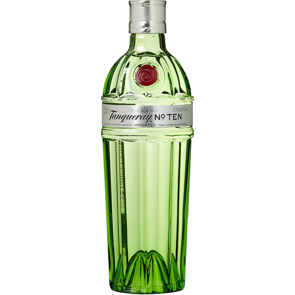 Tanqueray No. 10 Ten Gin 47,3 % Vol., 1,0 Liter