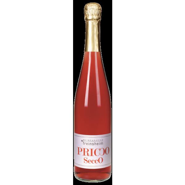 PRICCO Secco rosé 0,75l   Weinparadies Freinsheim