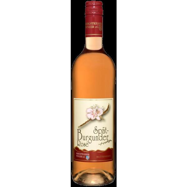 Bergsträsser Blütenserie Spätburgunder Rosé trocken   Bergsträsser Winzer