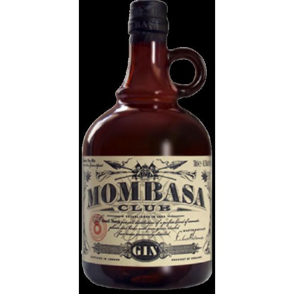 Mombasa Club London Dry Gin 41,5% Vol., 0,7 Liter
