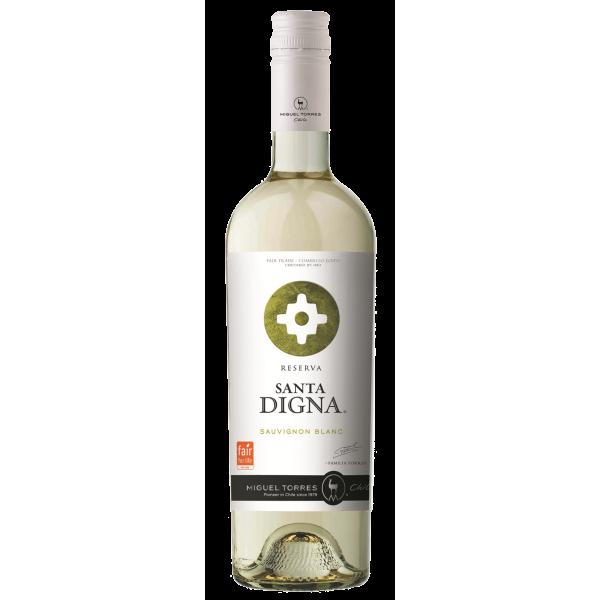 Santa Digna Sauvignon Blanc Reserva   Miguel Torres