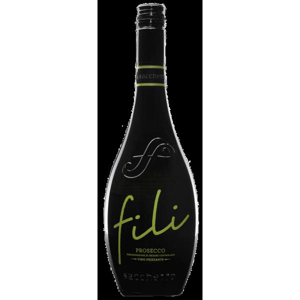 FILI Prosecco DOC Vino Frizzante 0,75l | Sacchetto