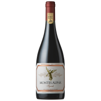 Montes Alpha Syrah   Montes Winery