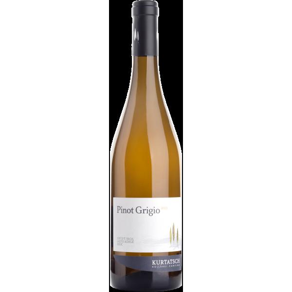 Pinot Grigio / Grauburgunder DOC  0,75 Liter | Kurtatsch