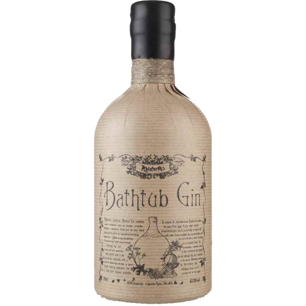 Ableforths Bathtub Gin (ehem. Prof. Ampleforths) 43,3% Vol., 0,7 Liter