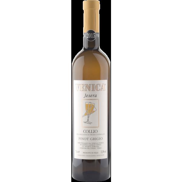 "Pinot Grigio / Grauburgunder DOC Collio ""Jesera""  0,75 Liter | Venica & Venica"