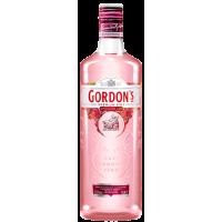 Gordons Pink London Dry Gin 37,5% Vol., 0,7 Liter