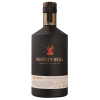 Whitley Neill Handcrafted Dry Gin 43% Vol., 0,7 l