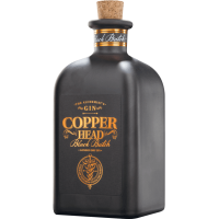Copperhead The Alchemists Gin - Black Batch 42,0% Vol., 0,5 Liter