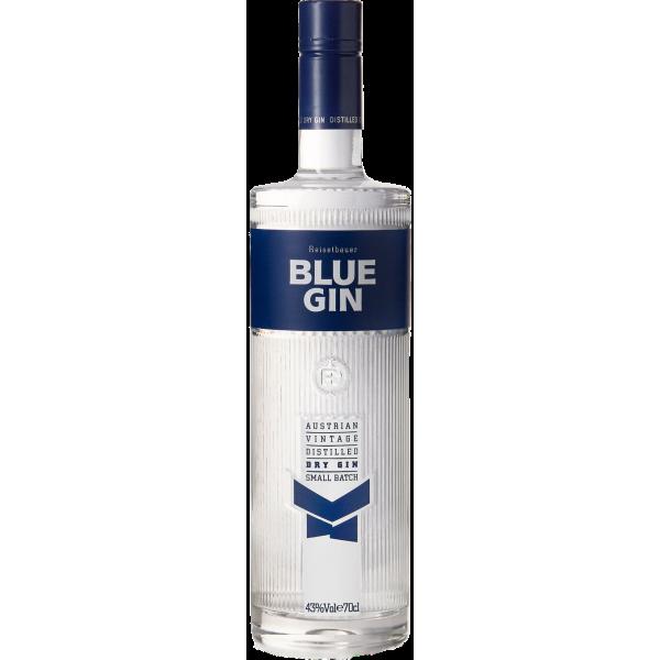 Reisetbauer Blue Gin 43% Vol., 0,7 Liter