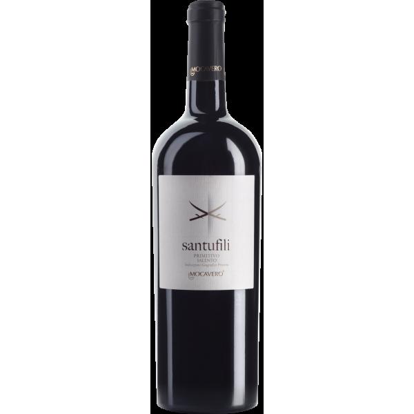 "Primitivo Salento IGP ""Santufili"" 0,75 Liter | Mocavero"