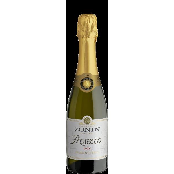 Zonin Prosecco Spumante Brut DOC 0,375 Liter