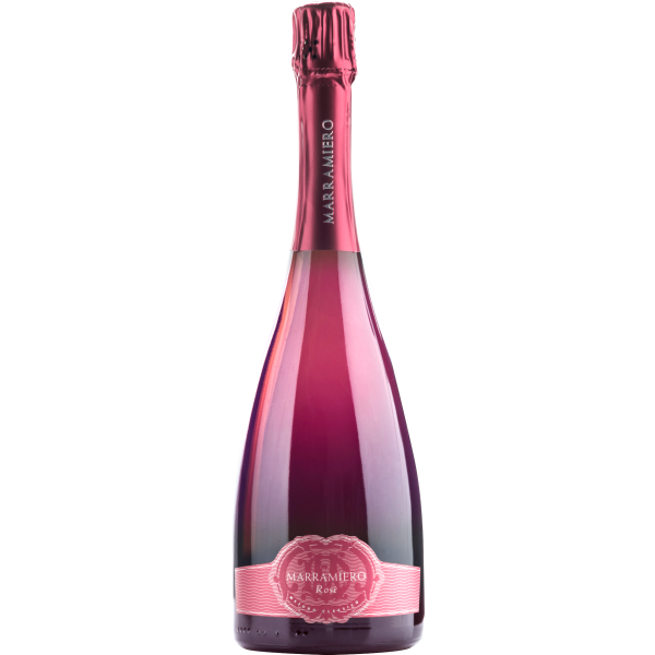 Spumante Metodo Classico Brut Rosé 0,75 Liter   Marramiero