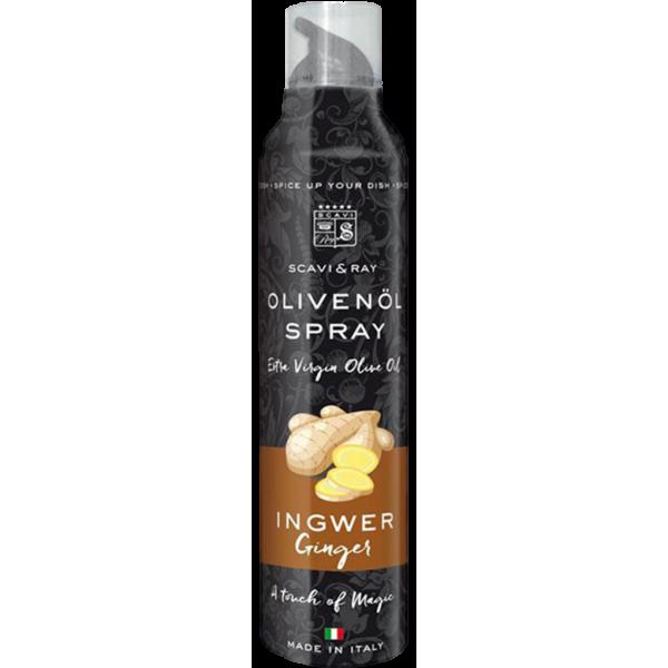 Olive Oil Ginger (Olivenölspray) mit Ingwer 200 ml