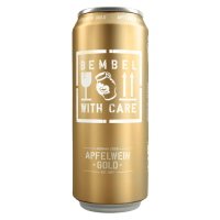 Bembel-With-Care Apfelwein-Gold 0,5 Liter Dose