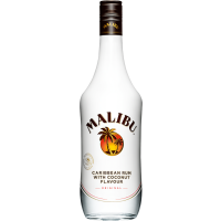 Malibu 21% Vol., 0,70 Liter