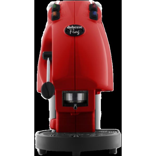 Frog Revolution Red/Rossa - Didiesse (kompatibel mit Borbone Kaffeepads)