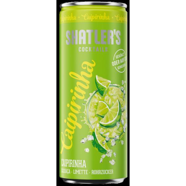 Shatlers Caipirinha 10,1% Vol. 0,25 Liter Dose