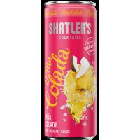 Shatlers Piña Colada 10,1% Vol. 0,25 Liter Dose