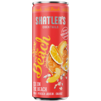 Shatlers Sex on the Beach 10,1% Vol. 0,25 Liter Dose