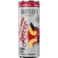 Shatlers Havanna Juicer alkoholfrei 0,25 Liter Dose