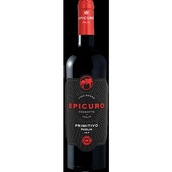 Primitivo IGT Puglia   Epicuro