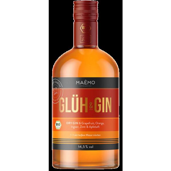 Maemo Organics Glüh & Gin 14,5% Vol., 0,7 Liter (Bio)