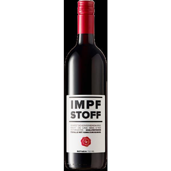 IMPFSTOFF Wein Rot 0,75 Liter | Thomas Lehner