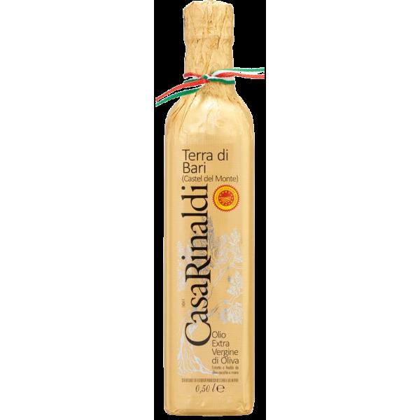 Olio extra vergine d'oliva Puglia Terre di Bari DOP 0,5 Liter