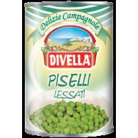 Piselli Lessati (Erbsen) | Divella