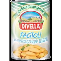 Fagioli Bianchi Spagna Lessati (Weiße Bohnen) | Divella