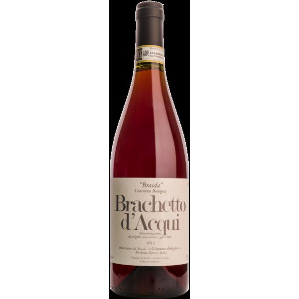 Brachetto dAcqui DOCG 0,75 Liter | Braida Giacomo Bologna