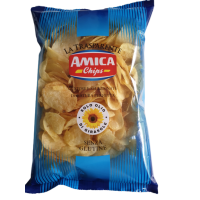 """Amica Chips Patatine salate """"Kartoffelchips gesalzen"""" 190 g"""