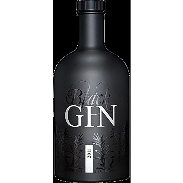 Gansloser Black Gin 45% Vol., 0,7 Liter