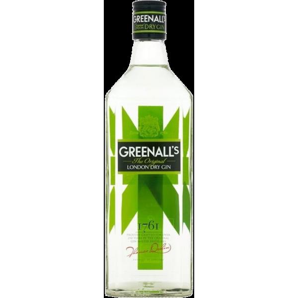 Greenalls London Dry Gin 40% Vol., 0,7 Liter
