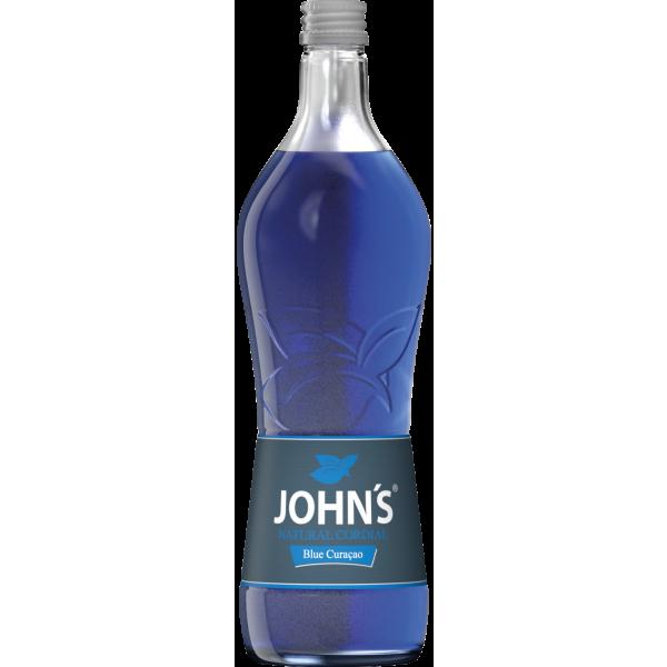 Johns Blue Curacao Sirup 0,7l