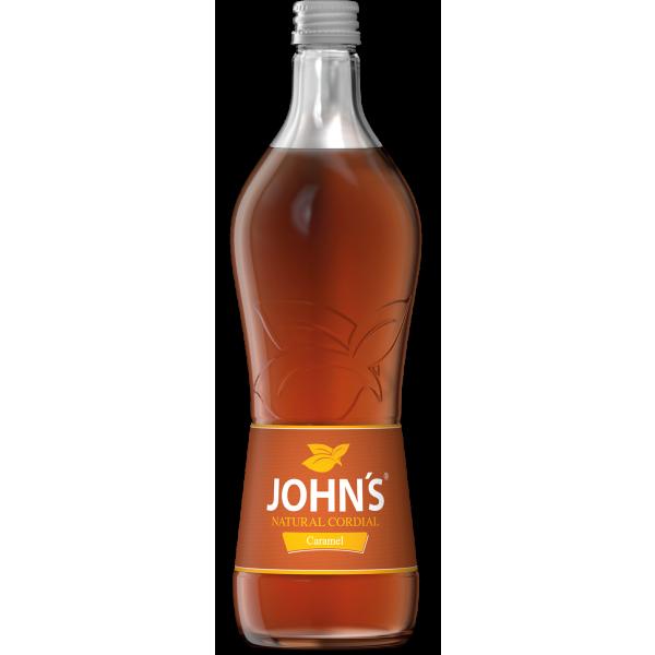 Johns Caramel Sirup 0,7l