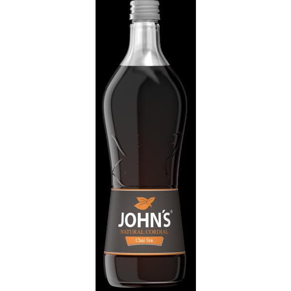 Johns Chai Tea Sirup 0,7l
