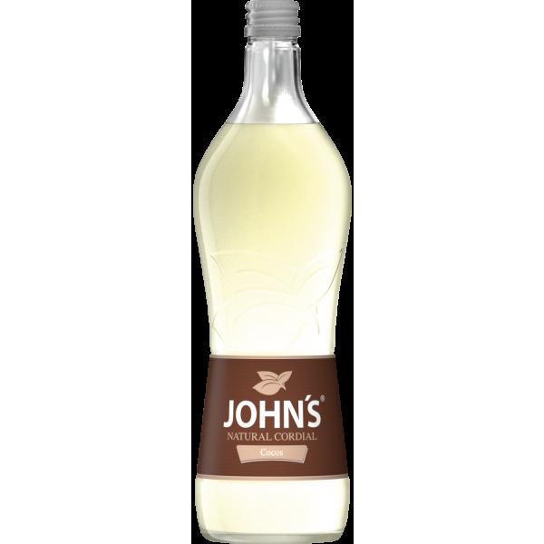 Johns Cocos Sirup 0,7l
