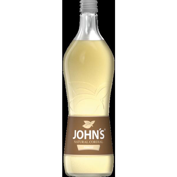 Johns Almond Mandel Sirup 0,7l