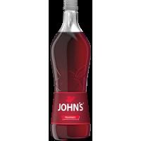 Johns Strawberry Sirup 0,7l