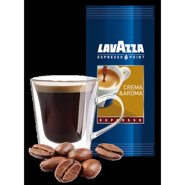 100 Stück - Lavazza Espresso Point Kapseln Crema & Aroma Espresso Nr. 408